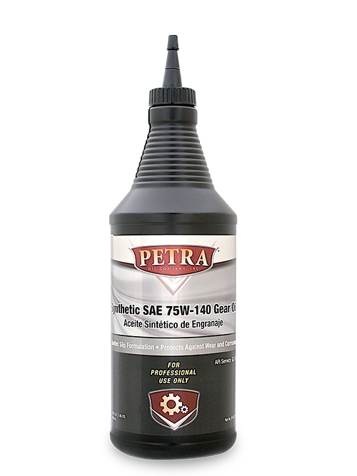 PN 814032 SAE 75W-140 Synthetic Gear Oil (32oz)